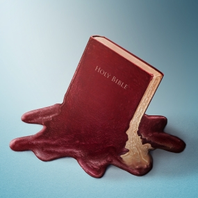 a-red-bible-melts-into-a-puddle_SXvo5R-lR.jpg
