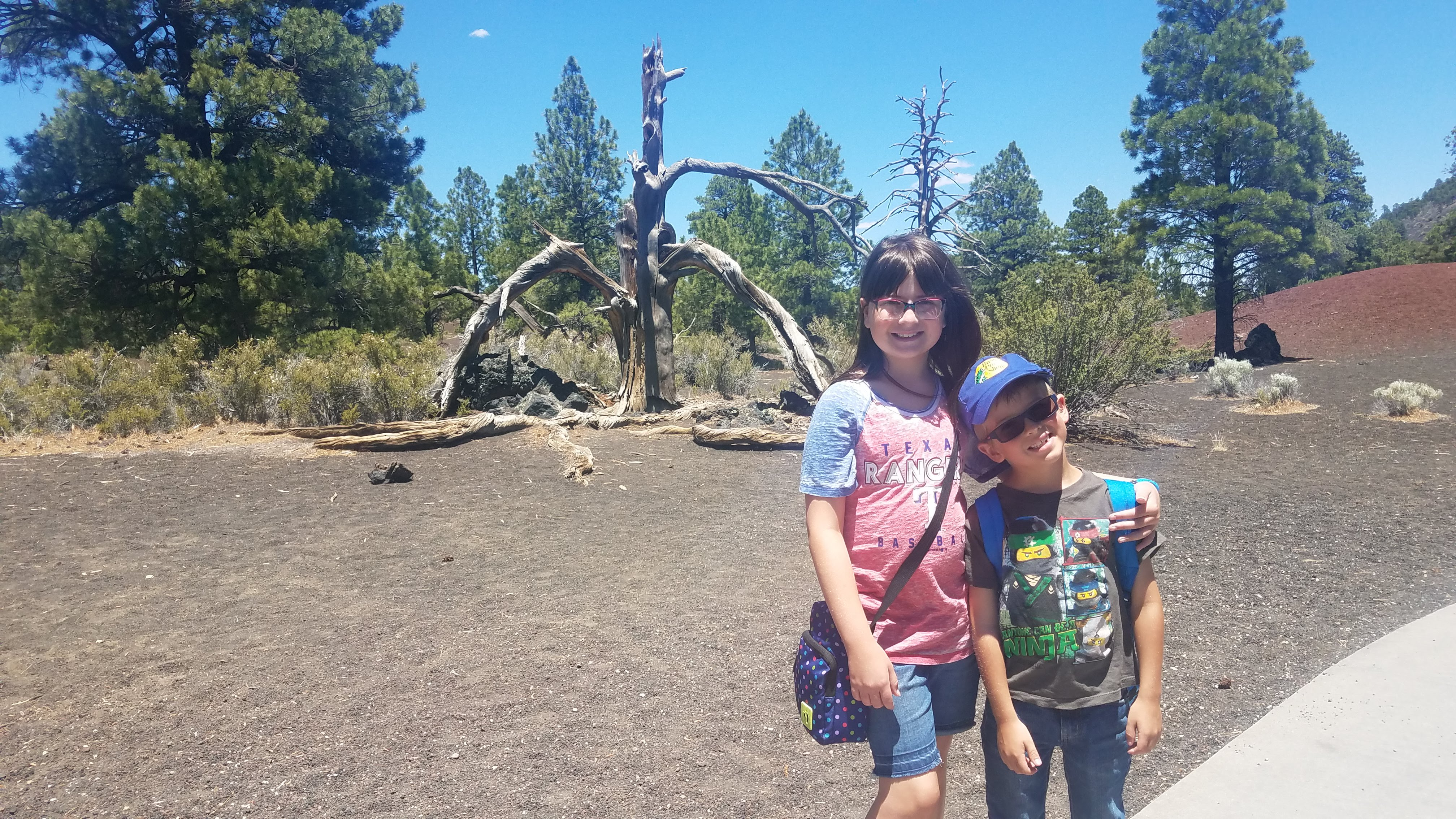 3 Sunset Crater